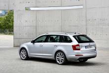 Nytt rekordår för SKODA – 1,04 miljoner bilar sålda 2014