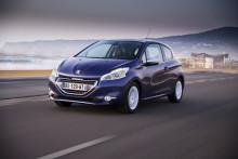Peugeot fejrer det nye år med nytårskur den 3.-4. januar