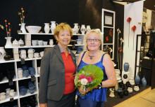 Aili jubilerar 70 år med jubilerande Stora Nolia i Piteå