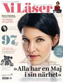 Vi Läser nr 3 2015: Sandberg, Eco, Danius – och statsministern