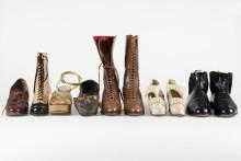 Program om skor på Upplandsmuseet