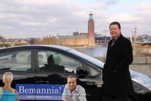 Bemannia följer Stockholm Stad och byter ut alla dubbdäck