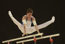 Marcela Torres och Michael Trane SM-vinnare i artistisk gymnastik