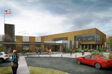 Skanska bygger nya Alderwood Middle School i Lynnwood, USA, för cirka 330 miljoner kronor