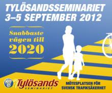 Inbjudan till pressen: Tylösandsseminariet, Sveriges största trafiksäkerhetskonferens