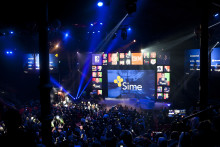 Sime Stockholm - Secure your presspass now!