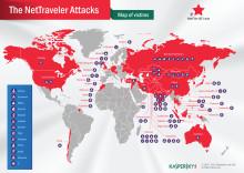 Skadliga program för cyberspionage upptäckta av Kaspersky Lab