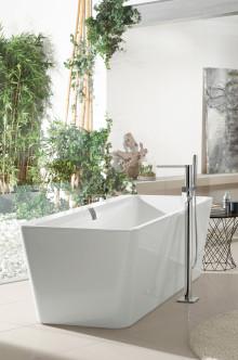 Nu vill svensken bada badkar - med eller utan bubblor