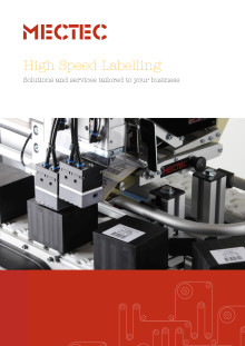 High Speed Labelling