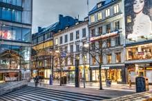 Stena Fastigheter hyr ut på Drottninggatan i centrala Stockholm