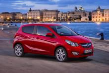 Nya Opel KARL – Liten, Läcker…och alldeles Underbar