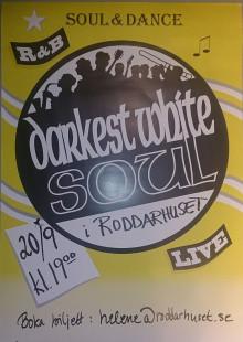 Galleri Roddarhuset: Soul och R&B med Darkest White Soul Orchestra