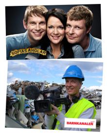 Återvinning med Stena i TV-rutan