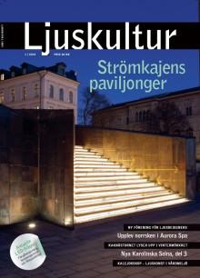 I Ljuskultur nr 1/2014: Ljuset i vårdmiljön, belysning vid bildskärmsarbete, ny branschförening för ljusdesigners
