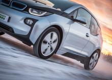 Huippuluokan vihreää talvirengasteknologiaa sähköautoihin: Nokian Renkaat kehitti vierintävastukseltaan maailman ensimmäisen A-luokan talvirenkaan