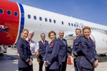 Norwegian med rekordhög kabinfaktor i juni