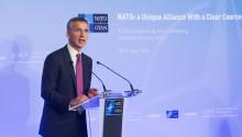 DN/Ipsos: Ökat stöd för svenskt Nato-medlemskap
