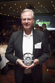 Tobii Wins Award for Human Machine Interface & Safety at GP Bullhound Connect 2013