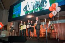 Revolutionerande hållbar lösning får 100 000 kronor av Venture Cup!