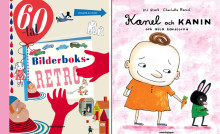 Charmiga rim och klassiska berättelser som väcker minnen i två nya bilderböcker