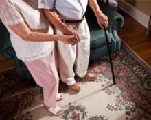 Tystnad omger intellektuellt funktionsnedsattas åldrande