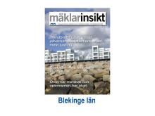 Mäklarinsikt Blekinge 2014:1