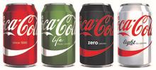 Coca-Cola legger om sin merkevarestrategi