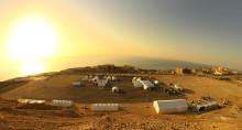 FOI övar kärnvapenprovanalys i Jordanien