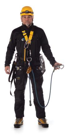 Rätt utrustning OCH kunskap gör arbetet säkrare på taket