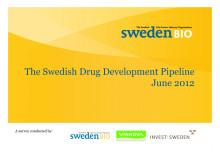 Pipelinerapporten över svensk life science produktportfölj 2011