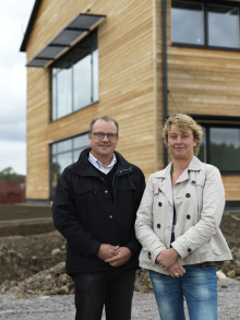 Ny företagspark för gröna näringar i Östergötland