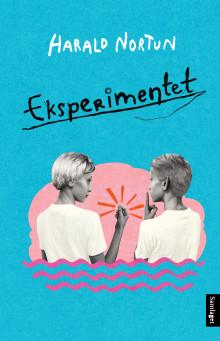 Ny barnebok frå Harald Nortun: Korleis er det eigentleg å vere det motsette kjønn?