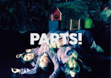 PARTS! - ett scensamarbete mellan Stockholm Fringe Festival och Studiefrämjandet
