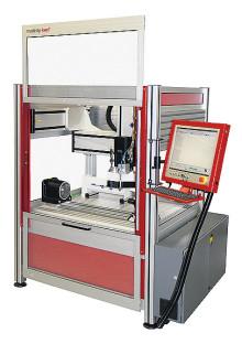 CNC-maskinen Overhead kan enkelt anpassas efter den individuella kundens behov. Med sin kvalitet och flexibilitet har Isel Germany nått många kunder inom det industriella automatiseringsområdet