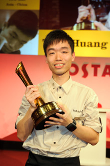 Assistant Store Manager from China named best Costa Barista in world at international final