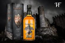 HammerFall lanserar unik single malt whisky