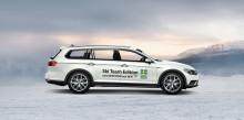 Volkswagen kopplar ihop fyrhjulsdrift och WiFi