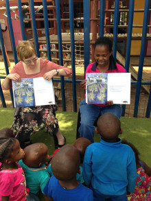 PRAESA of South Africa receives the 2015 Astrid Lindgren Memorial Award