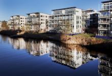 Hållbar stadsbyggnad och arkitektur i fokus under kinesiskt Sverigebesök