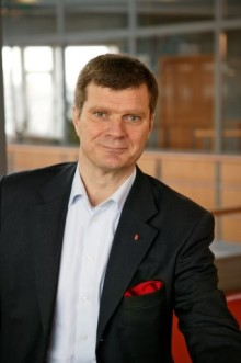 Tore Thallaug ny vd för SWEDMA