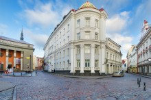 My City Hotel mitt i hjärtat av Tallinn