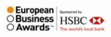 Plantagon in European Business Awards together with H&M, Sandvik and Atlas Copco