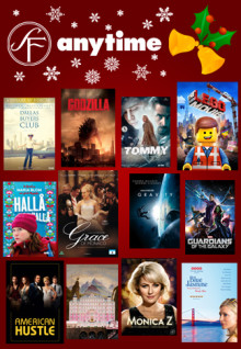 Filmkalendern 2014 – SF Anytime listar 24 filmer att se i december