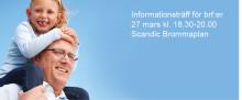 Informationsträff 27 mars i Bromma - Halvera energiräkningen för er bostadsrättsförening. Från dag ett.