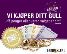 Gullbørsen – Vi kjøper ditt gull, det er trygt, og vi gjør det enkelt.