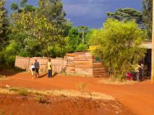 Afrikansk landsbygd elektrifieras utan elnät