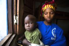 Mer än 16 000 barn har blivit föräldralösa på grund av ebola