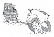 Syriska flyktingars sagor i tvåspråkig berättarföreställning på Kulturen