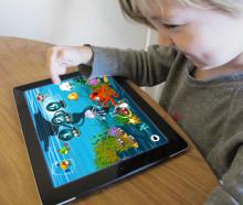 Nytt grepp: Max erbjuder digital leksak i Maxboxen