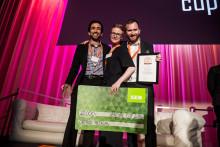 Produkt som förbättrar ett av Sveriges vanligaste ingrepp inom sjukvården vinnare stor entreprenörstävling